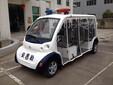4座电动巡逻车别墅物业代步车4座电动观光车