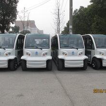 云南丽江古城8座电动观光车价格图片