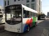 23座电动小公交校园接驳车校区接待车电瓶观光车