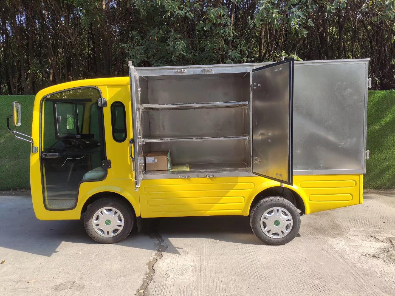 电动餐车厂家,电动送饭车,电动送餐车