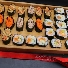 寿司的包法寿司加盟