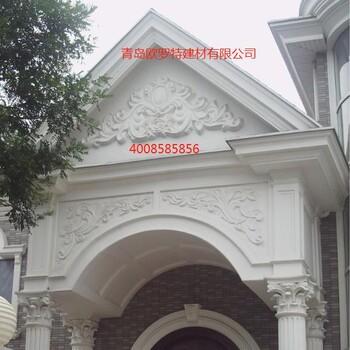 东营地产别墅GRC造型景观雕塑自产直销