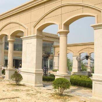 潍坊地产别墅GRC造型砂岩产品自产直销