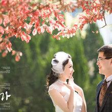 西安韩式婚纱照怎么拍