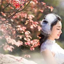 西安婚纱摄影的12月