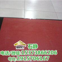 吉林珲春8mm胶垫型号JN-JDB-SJ-1008黑色平面胶垫图片