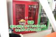 红色双拉开门安全消防柜板厚可按要求定制JN-XFG-SJ