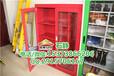 红色双开门消防柜1600/1200/400/0.8mm消防柜