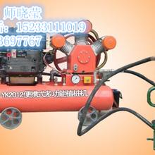 防汛抢险打桩机N多功能气动手持打桩机--防汛液压植桩机厂家图片
