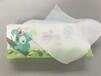 珍珠紋濕紙巾全棉濕巾生產廠家無紡布嬰兒手口干濕兩用巾
