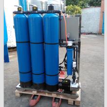 4吨软水机沐浴净水器工业家庭软水去除水垢重金属余氯软化设备