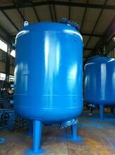 专业过滤器厂家低价销售碳钢衬胶环氧过滤器锰砂过滤器图片
