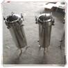 供应6-8T不锈钢精密过滤器40寸7芯牛奶专用保安过滤器