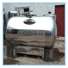供应餐厅厨房储水不锈钢水塔保温水箱可订做容量1吨-20吨图片
