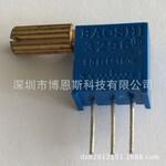 3296大头手动调节电位器长头杆丝电阻电位计图片