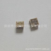 3224W-1-501EBOURNS多圈贴片电阻500欧电位器可调精密盘装