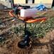 地钻挖坑机价植树机挖坑机植树自动挖坑机