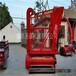 粉碎式秸秆收获机青贮饲料收获机站立玉米秸秆粉碎收获机械拖拉机后悬挂秸秆回收机