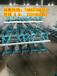 摊铺混凝土最佳机械浩鸿框架式震动梁混凝土整平机4.5米平摊机参数