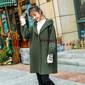 女士秋冬外套、打底裤批发拿货/服饰低价供货图片