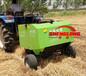 全自动捡拾最新款打捆机麦秸新款新型打捆机