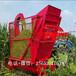 回收站立新式秸秆回收机配置畜牧青贮收割回收机