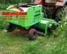 自动款田间捡拾粉碎打捆机多用多功能粉碎打草机打包机