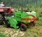 畜牧饲料专业粉碎打包机秸秆自动化打草打包机