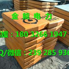 供应内蒙古包头铁路AB桩厂家公里标图纸