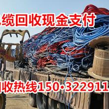 翼城電纜回收價格漲10%圖片
