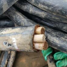 辛集电缆回收~辛集工程剩余电缆回收(按米报价)图片