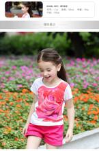 童装T恤批发,便宜外贸T恤儿童T恤批发,夏季纯棉童装T恤批发