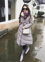 冬季爆款女式棉服批发