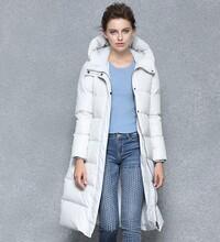 YZD便宜棉衣批发,新款中长款女式棉衣特价库存棉衣批发