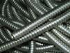 福莱通不锈钢金属软管甘肃兰州穿线不锈钢波纹管配套DPJ不锈钢接头化工厂专用