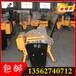 出售公路养护压实机械轻型手扶式单轮压路机草坪压实机