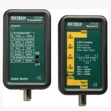 Extech艾示科原装CT100网络电缆测试仪