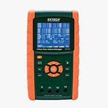 PQ3450/PQ3470三相电源质量分析仪/数据记录仪Extech艾示科图片