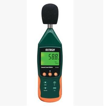 Extech艾示科SDL600数据记录噪音计