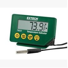 Extech艾示科原装TM20/TM25防水温度指示器