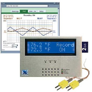 OMEGA原装ISD-TC温度监测器