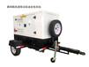 移动发电机组厂家直销,康姆勒移动式柴油发电机让您用电无忧