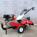 小型手扶式多功能微耕機,迷你開溝旋耕機