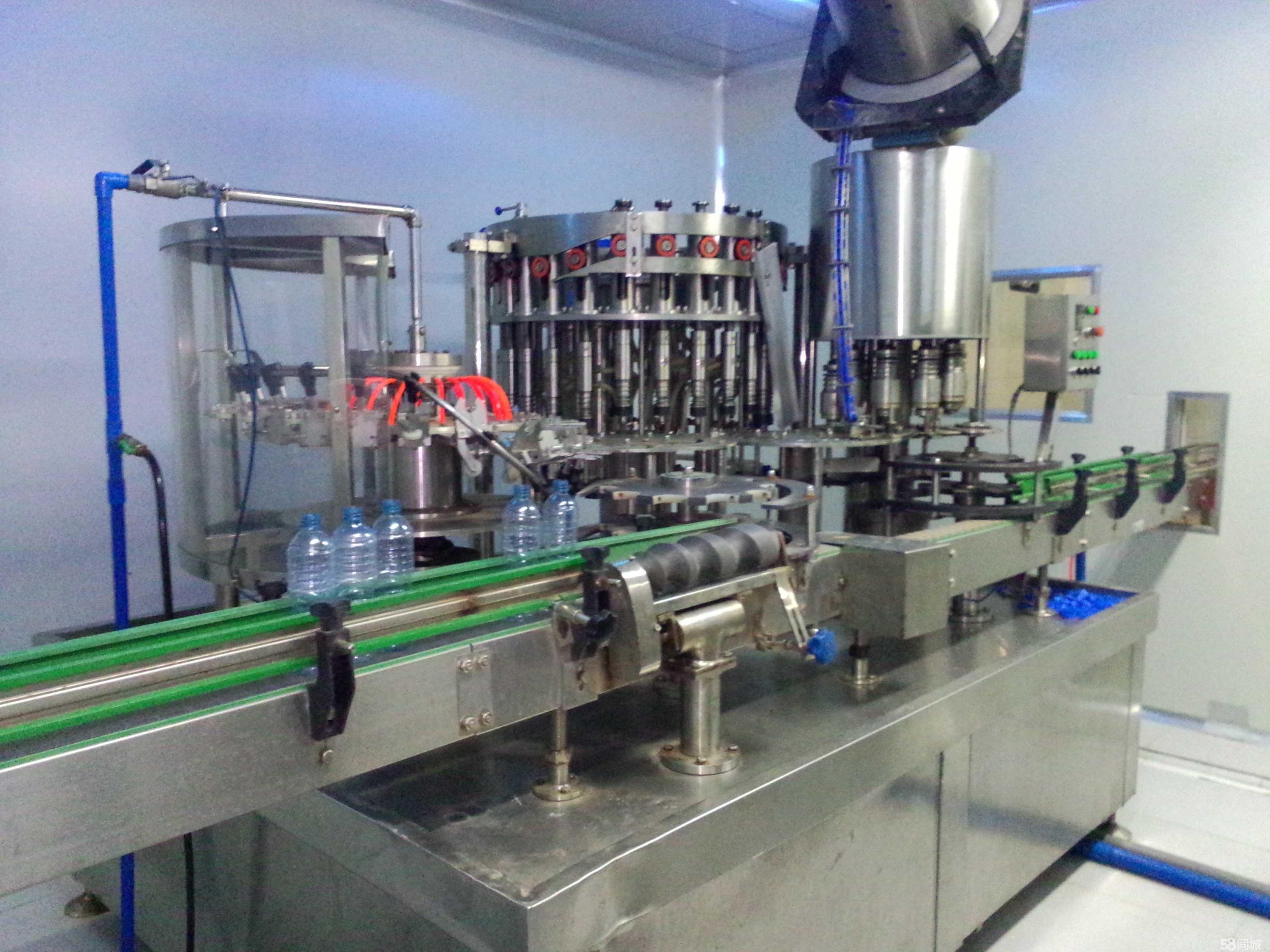 二手饮料生产设备-二手饮料灌装机