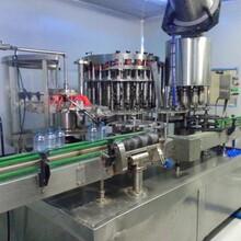 二手飲料生產設備-二手飲料灌裝機圖片