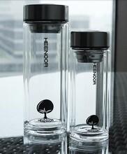 你的希望我的承诺希诺中国品牌西安水晶玻璃杯手柄杯直身杯图片