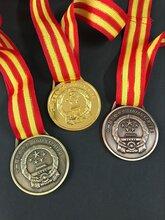 西安纯银纪念币a999定做勋章纪念章制作毕业周年金币银币个性定制奖章徽章图片