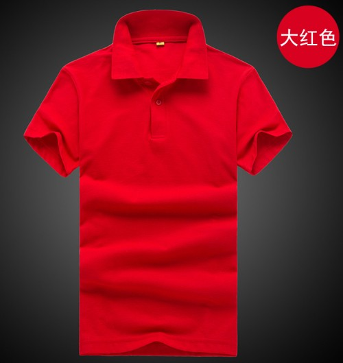 西安广告衫印字纯棉大小码俱全翻领T恤带鸭舌帽夏季户外活动必备