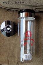 西安玻璃杯印字廣告促銷水杯企業單位采購禮盒裝贈送客戶員工