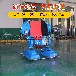 科幻感十足的_廣場行走機器人,新型廣場機器人行走車,閃耀上市